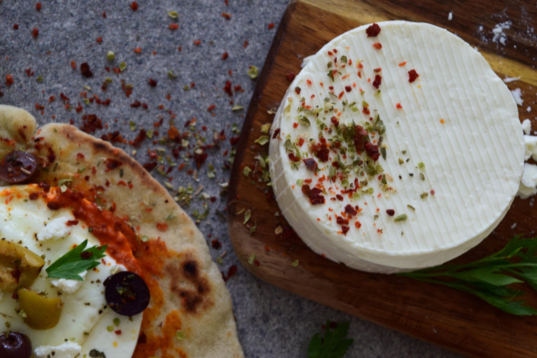 Panyro sūris ir pita