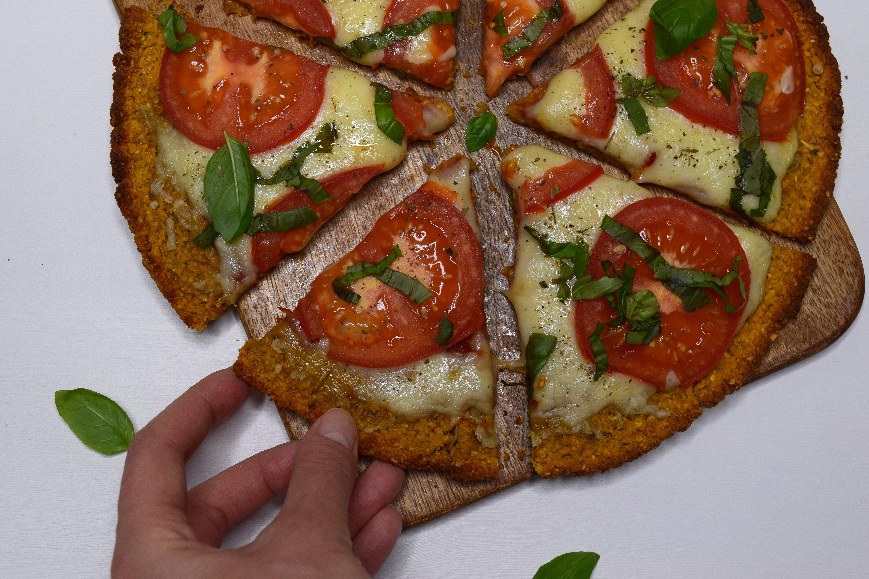 Daržovinė pica
