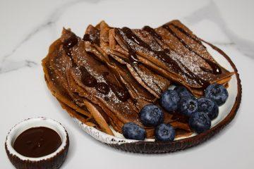 Šokoladiniai blynai