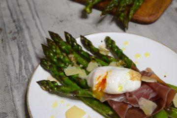 Kepti smidrai su kiaušiniu