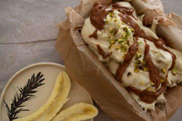 Bananiniai ledai