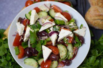 Graikiškos salotos su feta