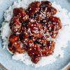 Vištiena kiniškai sojų padaže
