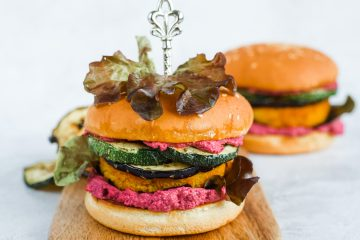 Veganiškas burgeris